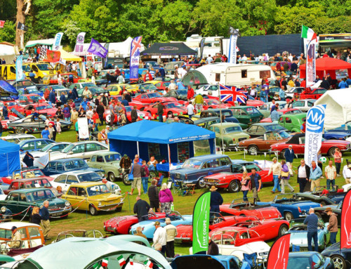 THE TOP FIVE REASONS TO VISIT THE LANCASTER CLASSIC AND PERFORMANCE CAR SPECTACULAR