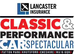 Classic & Performance Car Spectacular Logo