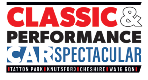 Classic and Performance Car Logo